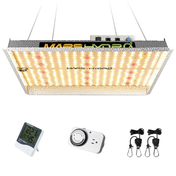 Mars Hydro TS 1000W LED grow Light with timer