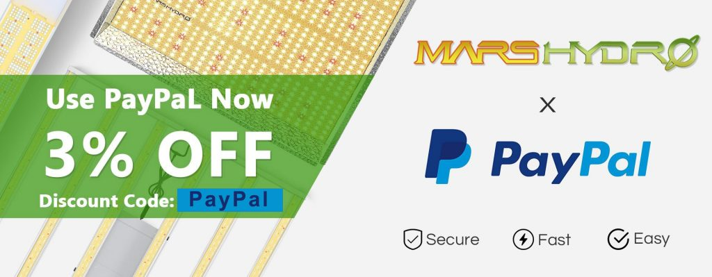 Use PayPal code to make payment will save 3% for FC-E3000