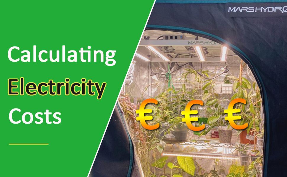 Do LED Grow Lights Use A Lot Of Electricity?